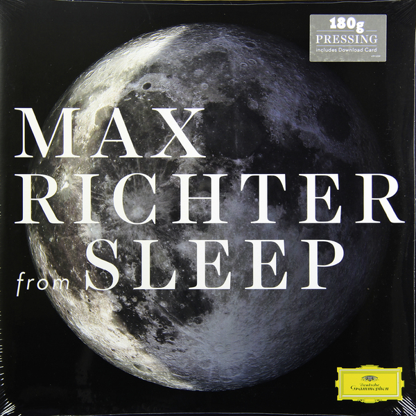 лучшая цена Max Richter Max Richter - From Sleep (2 Lp, 180 Gr)
