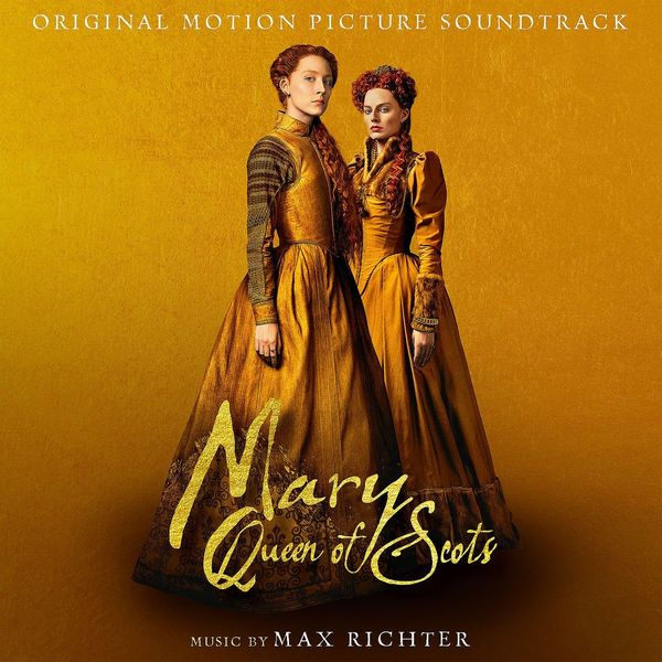 Max Richter Max Richter - Mary Queen Of Scots (2 LP)