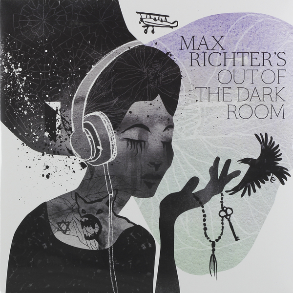 лучшая цена Max Richter Max Richter - Out Of The Dark Room (2 Lp, 180 Gr)