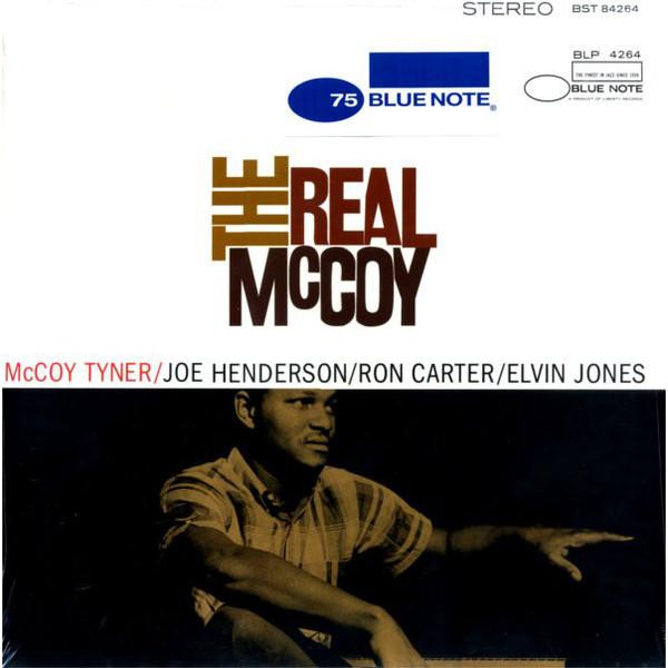 Mccoy Tyner Mccoy Tyner - The Real Mccoy mccoy tyner mccoy tyner the real mccoy