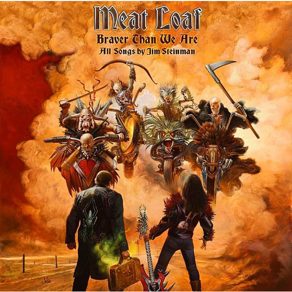 Meat Loaf - Braver Than We Are (2 LP)