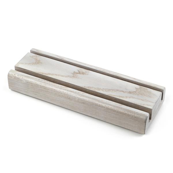 лучшая цена Подставка для виниловых пластинок Merkle Displaystick White Oak
