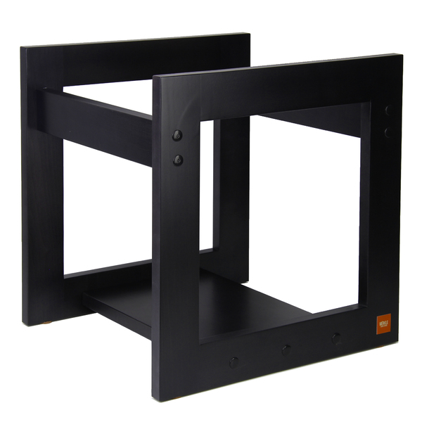 лучшая цена Подставка для виниловых пластинок Merkle Window Black