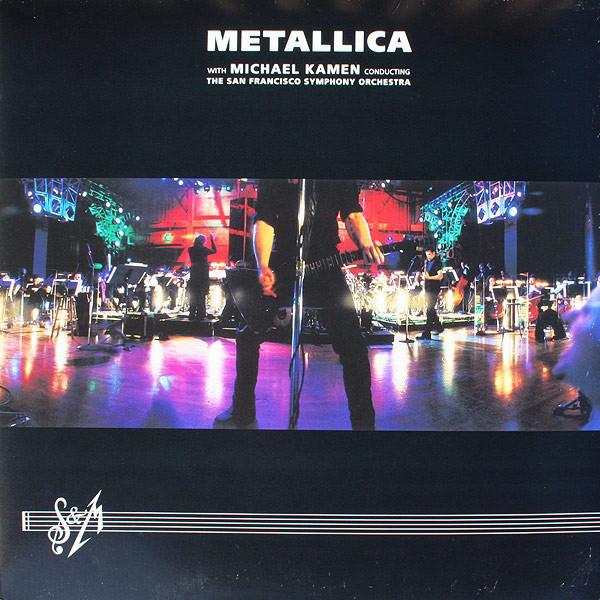 Metallica Metallica - S m (3 LP)