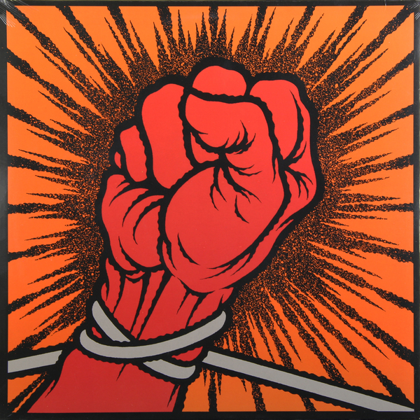 Metallica Metallica - St. Anger (2 LP) metallica metallica master of puppets 10 cd 3 lp 2 dvd