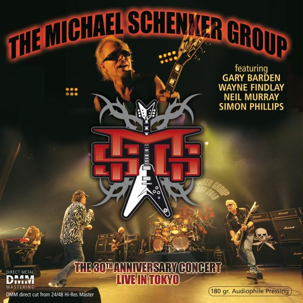 Michael Schenker Group Michael Schenker Group - Live In Tokyo - 30th Anniversary Concert (2 LP)