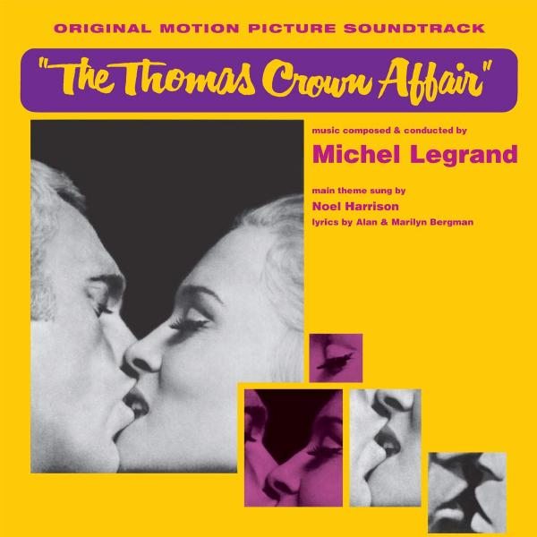 лучшая цена Michel Legrand Michel Legrand - Thomas Crown Affair