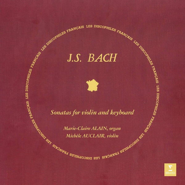 цена на BACH BACHMichele Auclair - : Sonatas For Violin Keyboard (2 Lp, 180 Gr)