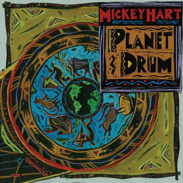 Mickey Hart Mickey Hart - Planet Drum (2 LP) цена
