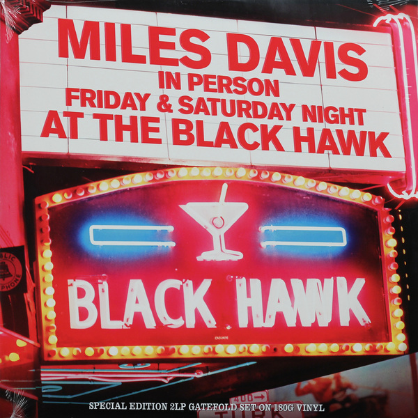 лучшая цена Miles Davis Miles Davis - Friday Saturday Night At The Black Hawk (2 Lp, 180 Gr)