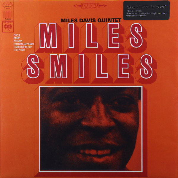 Miles Davis Miles Davis - Miles Smiles (180 Gr) cassie miles mountain retreat