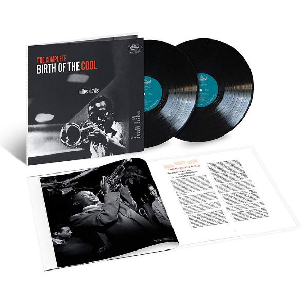 Miles Davis Miles Davis - The Complete Birth Of The Cool (2 LP)