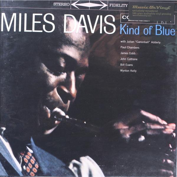 Miles Davis - Kind Of Blue (2 Lp, 180 Gr)