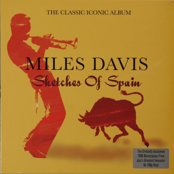цена на Miles Davis Miles Davis - Sketches Of Spain (180 Gr) Not Now Music