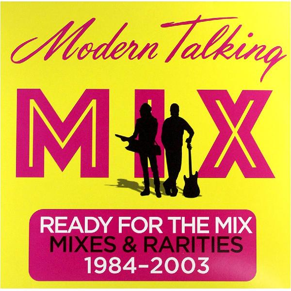 Modern Talking - Ready For The Mix (180 Gr)