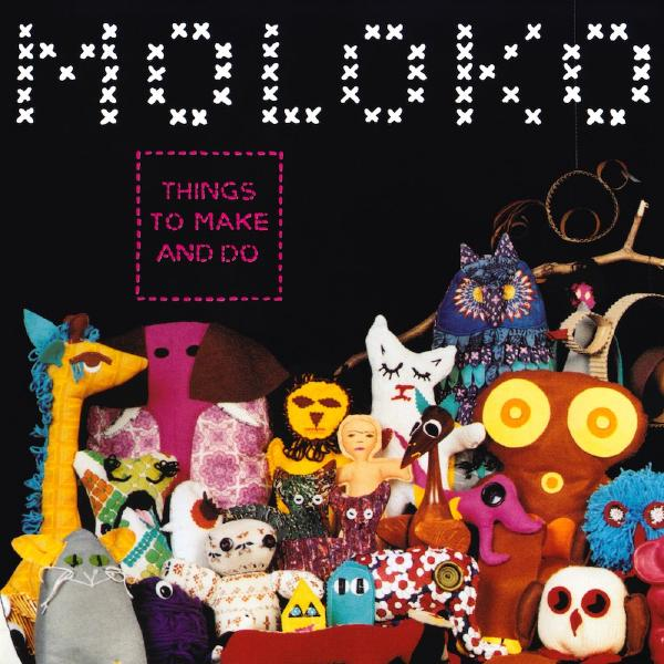 Moloko - Things To Make And Do (colour, 2 LP)