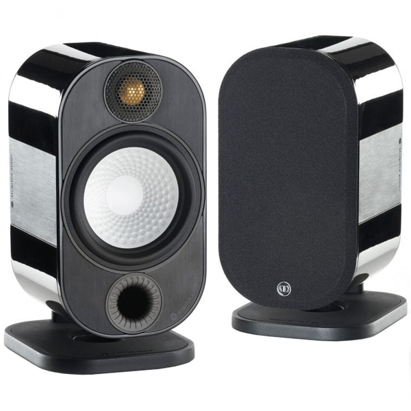 Полочная акустика Monitor Audio Apex A10 High Gloss Black
