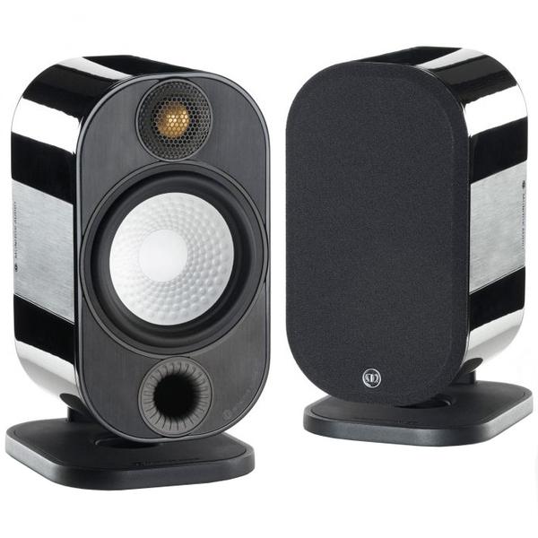 Полочная акустика Monitor Audio Apex A10 High Gloss Black стоимость