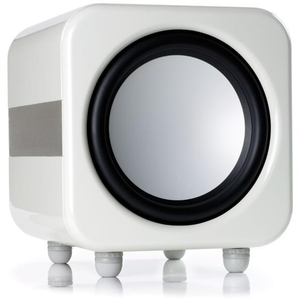 Активный сабвуфер Monitor Audio Apex AW12 High Gloss White цены