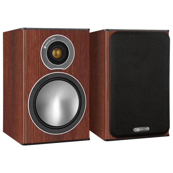 Полочная акустика Monitor Audio Bronze 1 Rosemah специальная тыловая акустика monitor audio bronze fx rosemah