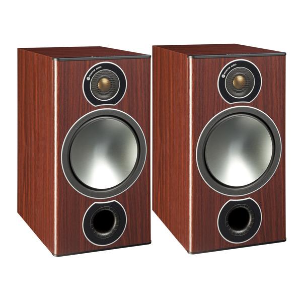 Полочная акустика Monitor Audio Bronze 2 Rosemah специальная тыловая акустика monitor audio bronze fx rosemah