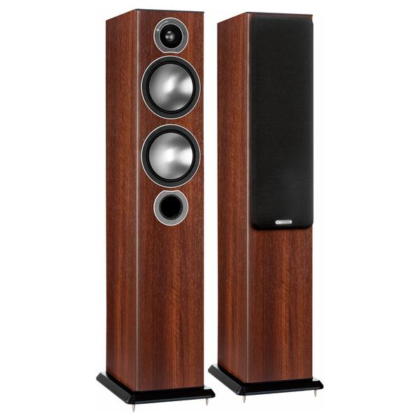 Напольная акустика Monitor Audio Bronze 5 Rosemah специальная тыловая акустика monitor audio bronze fx rosemah