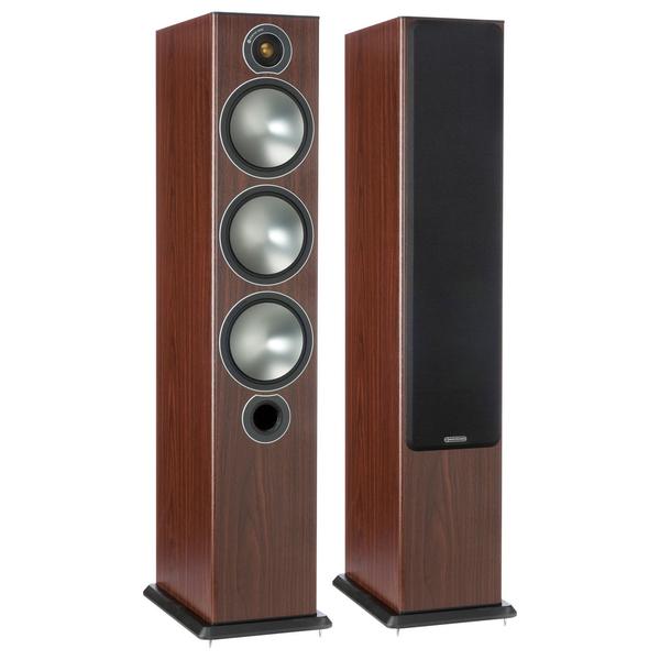 Напольная акустика Monitor Audio Bronze 6 Rosemah специальная тыловая акустика monitor audio bronze fx rosemah