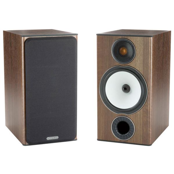 Полочная акустика Monitor Audio Bronze BX2 Walnut (уценённый товар)