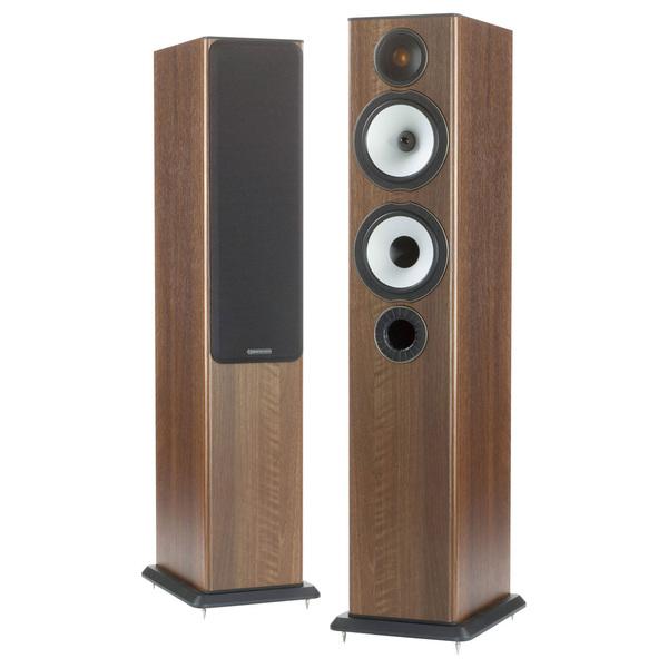 Напольная акустика Monitor Audio Bronze BX5 Walnut (уценённый товар)