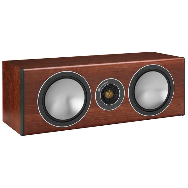 Центральный громкоговоритель Monitor Audio Bronze Centre Rosemah цена и фото