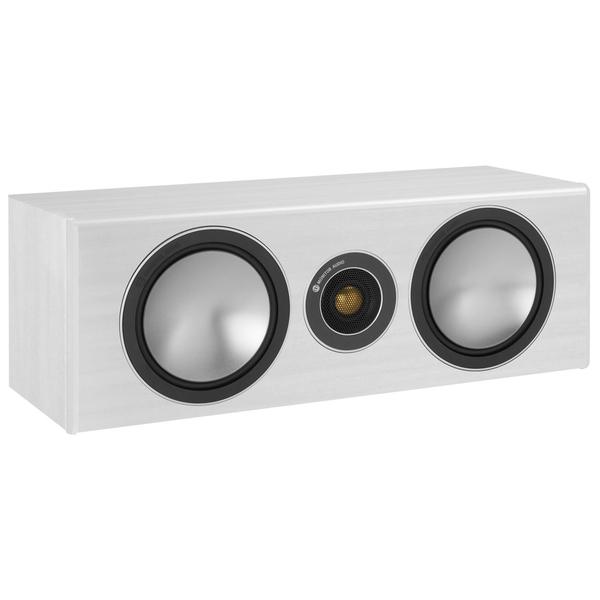 Центральный громкоговоритель Monitor Audio Bronze Centre White Ash цена и фото