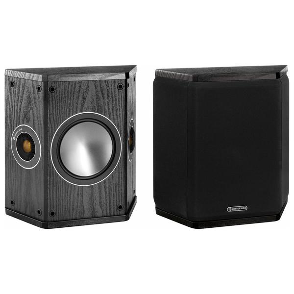 цена на Специальная тыловая акустика Monitor Audio Bronze FX Black Oak