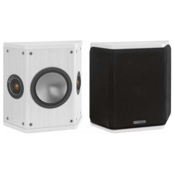 Специальная тыловая акустика Monitor Audio Bronze FX White Ash специальная тыловая акустика monitor audio gold fx dark walnut