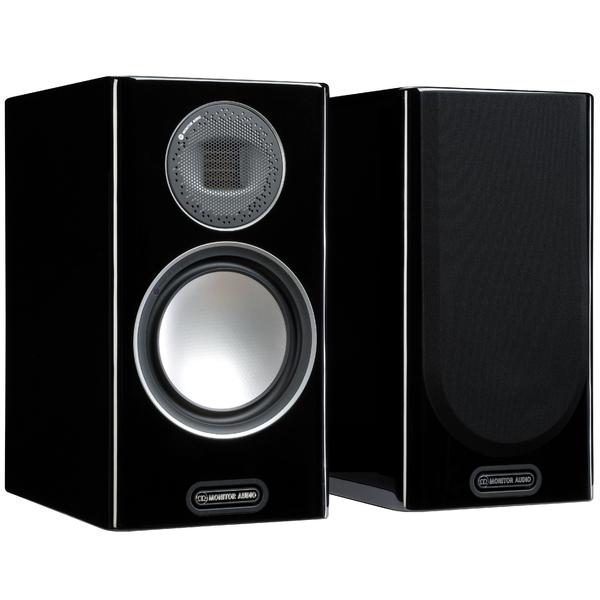 Полочная акустика Monitor Audio Gold 100 5G Piano Black