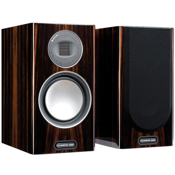 Полочная акустика Monitor Audio Gold 100 5G Piano Ebony