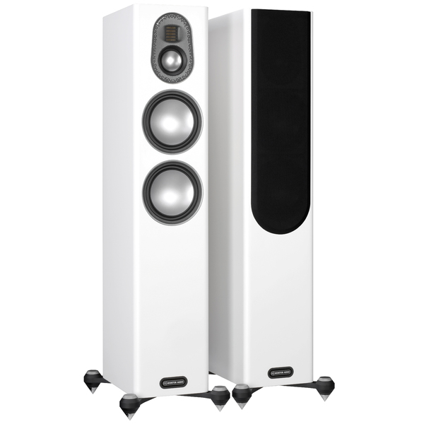 Напольная акустика Monitor Audio Gold 200 5G Satin White стоимость
