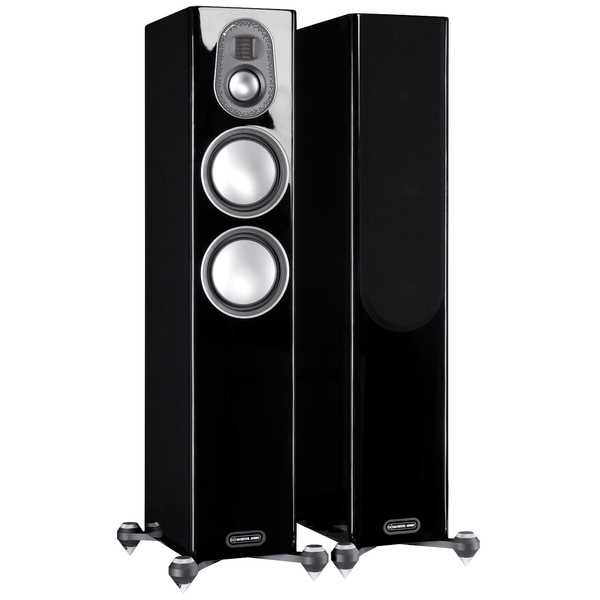 Напольная акустика Monitor Audio Gold 200 5G Piano Black