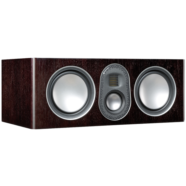 Центральный громкоговоритель Monitor Audio Gold C250 5G Dark Walnut цена и фото
