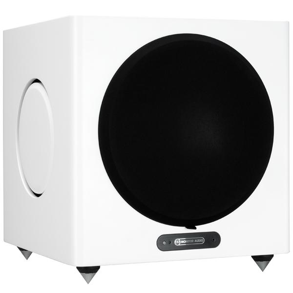 купить Активный сабвуфер Monitor Audio Gold W12 5G Satin White онлайн