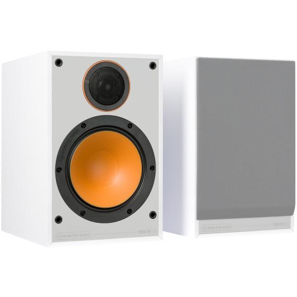 Полочная акустика Monitor Audio Monitor 100 White полочная акустика monitor audio studio satin white