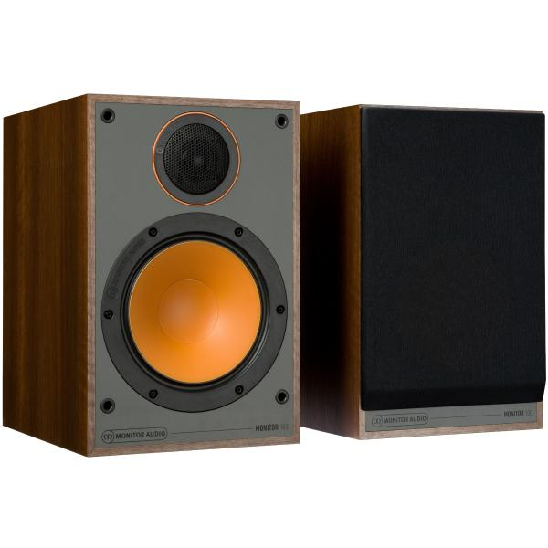 купить Полочная акустика Monitor Audio Monitor 100 Walnut онлайн