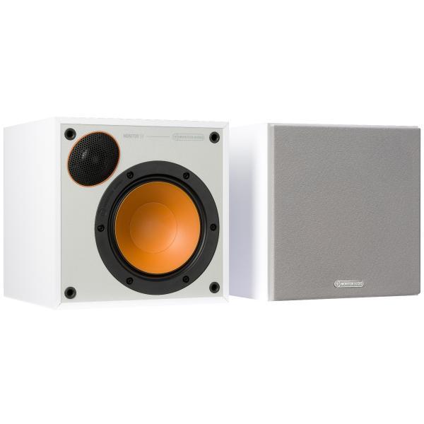 Фото - Полочная акустика Monitor Audio Monitor 50 White твитер вч динамик kicx dtc 50