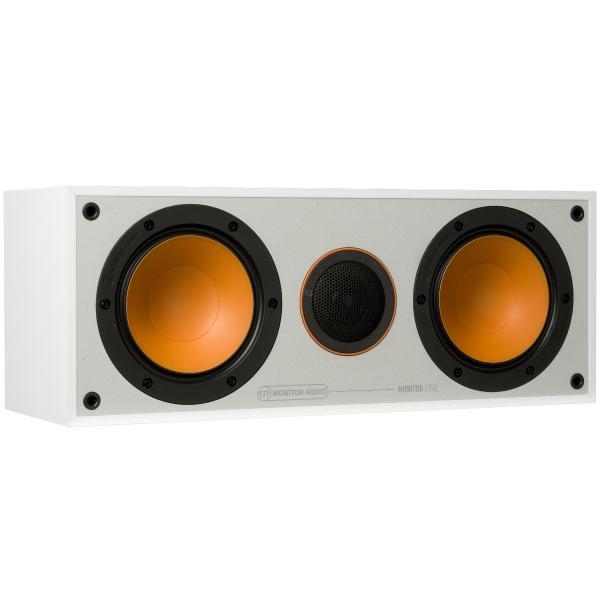 лучшая цена Центральный громкоговоритель Monitor Audio Monitor C150 White