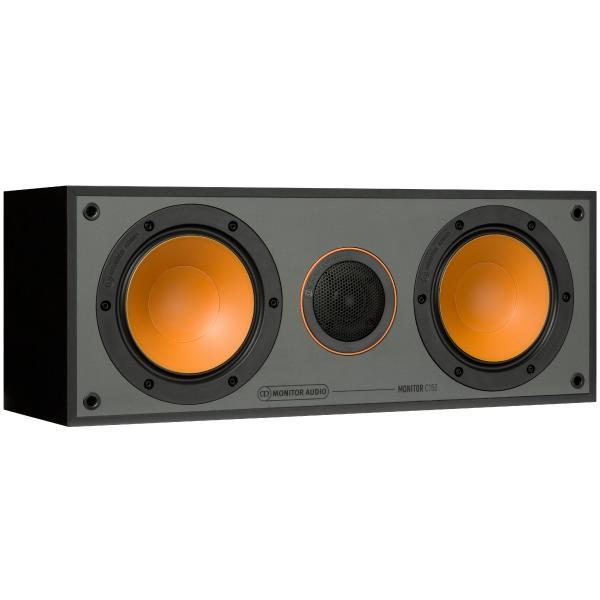 Центральный громкоговоритель Monitor Audio C150 Black (уценённый товар)