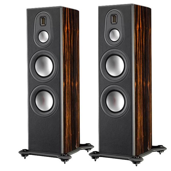 Напольная акустика Monitor Audio Platinum PL300 II Ebony