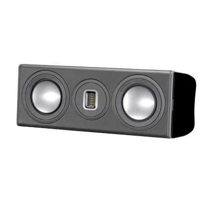 Центральный громкоговоритель Monitor Audio Platinum PLC150 II Black Gloss system audio sa mantra 70 high gloss black