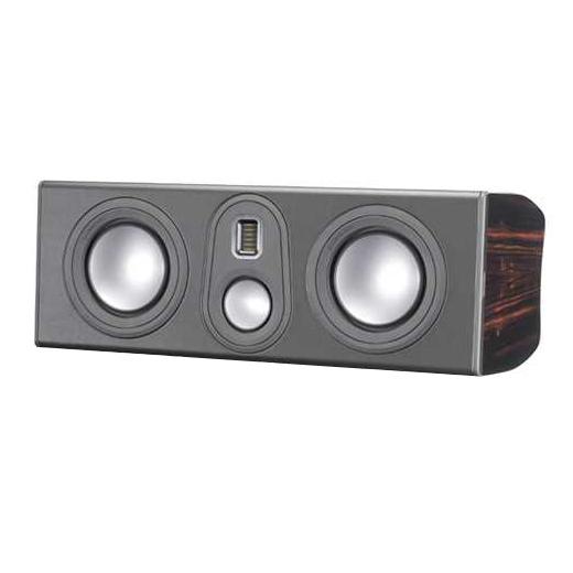 лучшая цена Центральный громкоговоритель Monitor Audio Platinum PLC350 II Ebony