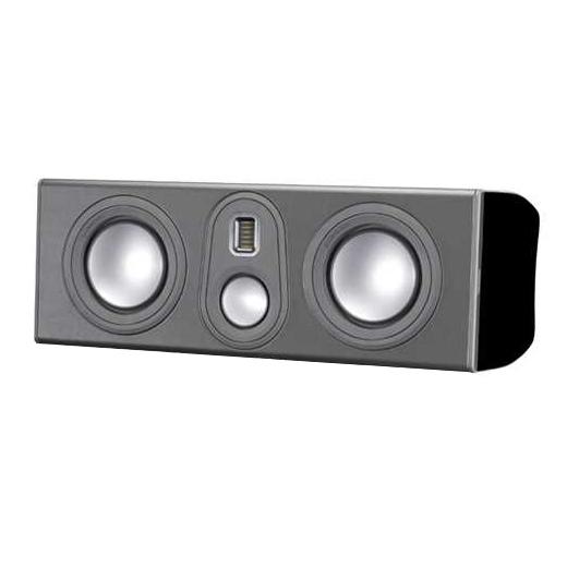 Центральный громкоговоритель Monitor Audio Platinum PLC350 II Black Gloss system audio sa mantra 70 high gloss black