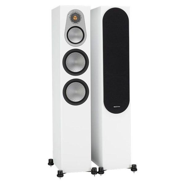 Напольная акустика Monitor Audio Silver 300 White киевница напольная fortuna gloria silver для 6 киев