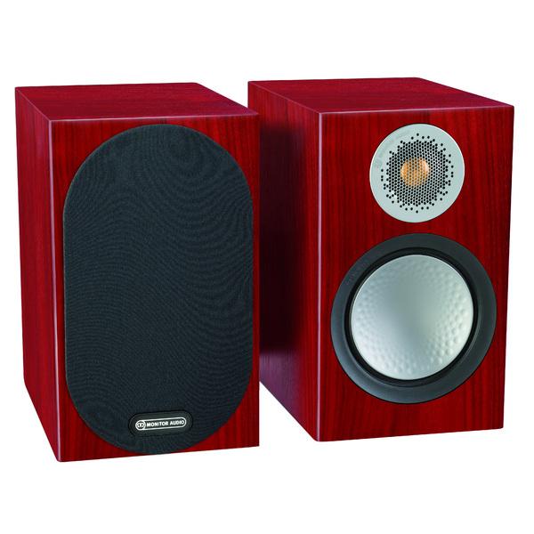 лучшая цена Полочная акустика Monitor Audio Silver 50 Rosenut